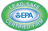 Our double hung replacement windows are EPA safe