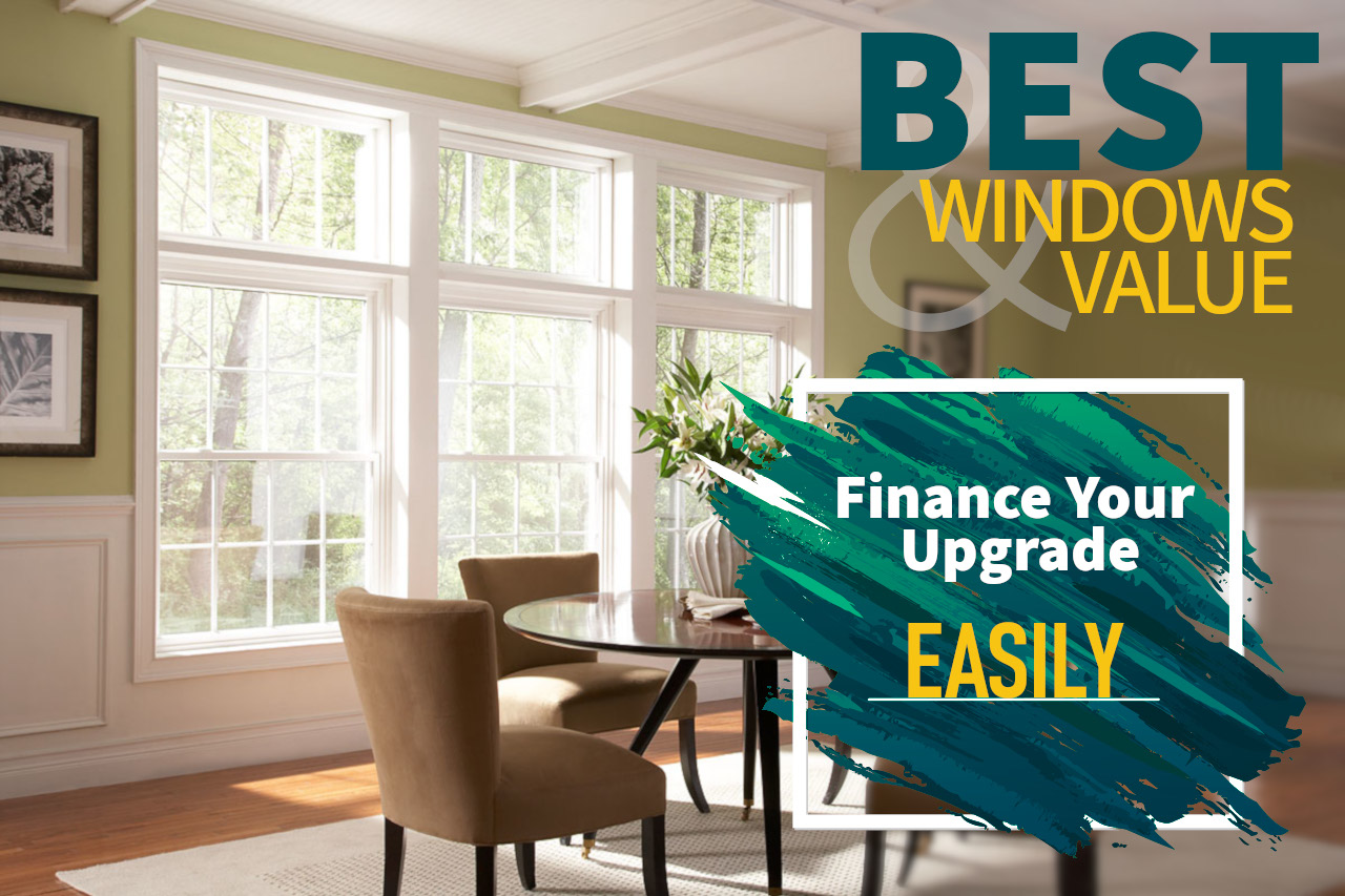Replacement Windows Starting by The Window Source of Raleigh, Serving Raleigh, Durham, Chapel Hill, & Burlington
