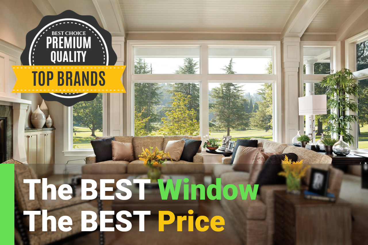 100% Tranferrable Lifetime Warranty on Replacement Windows by The Window Source of Raleigh in Raleigh, Durham, Chapel Hill, & Burlington