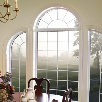 Architetural Windows in Raleigh, Durham, Chapel Hill, and Burlington
