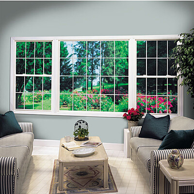 Double Hung Windows in Raleigh, Durham, Chapel Hill, and Burlington
