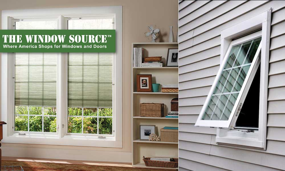 Casement & Awning Windows in Raleigh